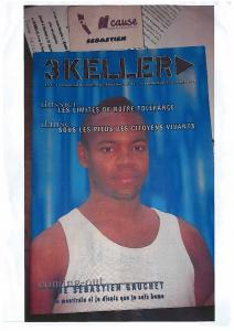 3 Keller n41 sept-oct 1998 - Sébastien en couverture