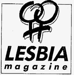 logo lesbia magasine