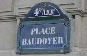 place baudoyer