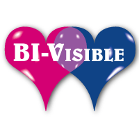 logo de l'association Bi-Visible