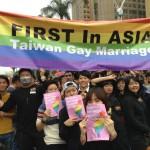 ''Mariage de même sexe à Taïwan. Premier en Asie'', le concert pour l'égalité du mariage Taïwan 2016