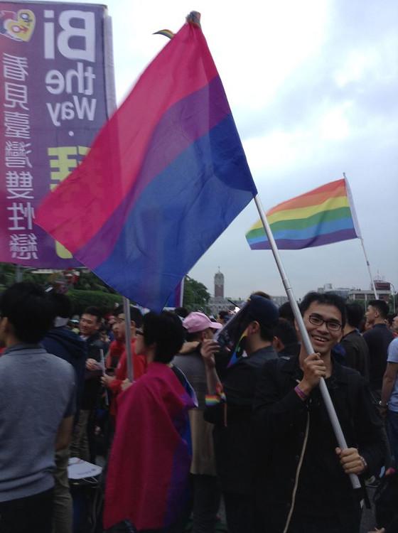 r2_Bi the Way, le concert pour l'égalité du mariage Taïwan 2016