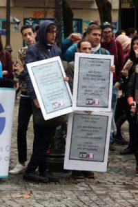actopienNEs lors de de la journée internationale de la bisexualité paris 2018