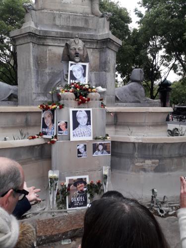 Hommage à Daniel Fontaine du Châtelet 3 r