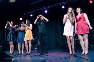 Originals sur scène