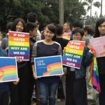 ''Si le Dieu nous déteste, pourquoi nous sommes si mignons?'', le concert pour l'égalité du mariage Taïwan 2016