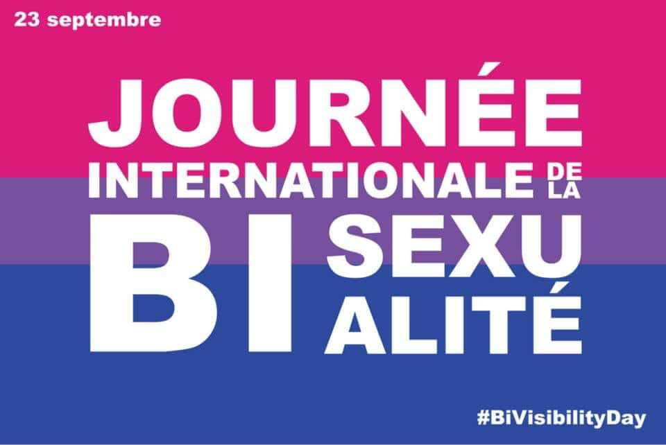 Journée Internationale de la Bisexualité