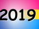 2019 sur drapeau bi et pan