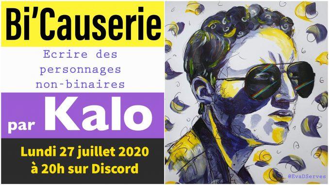 Bi'Causerie - Kalo