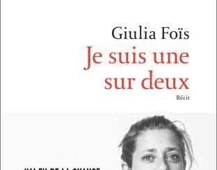 Giulia Foïs je suis une sur deux